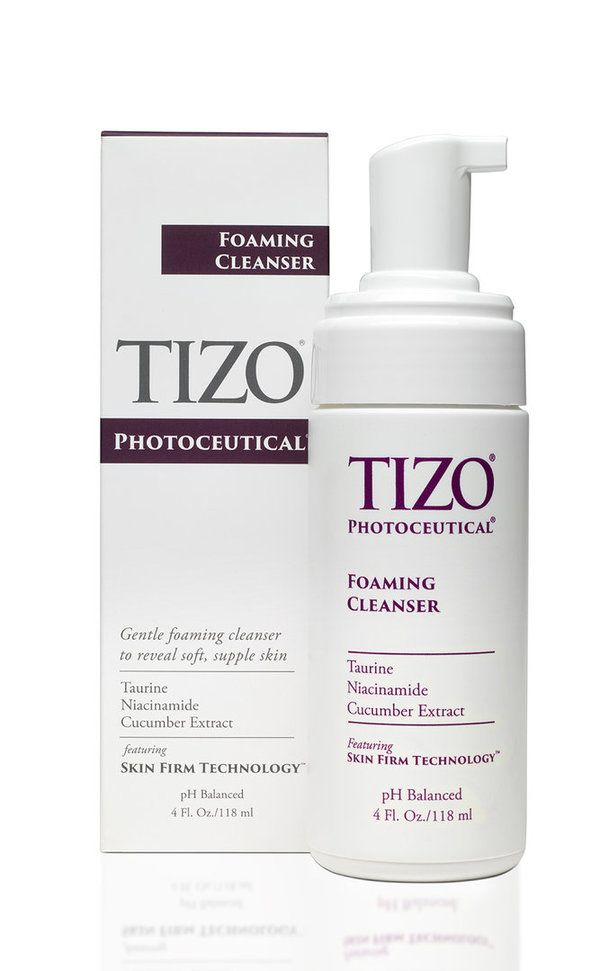 Tizo AM/PM Foaming Cleanser