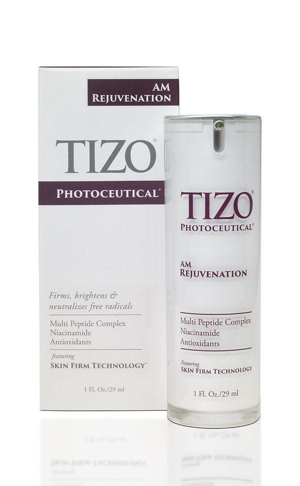 Tizo AM Rejuvenation | Step 1