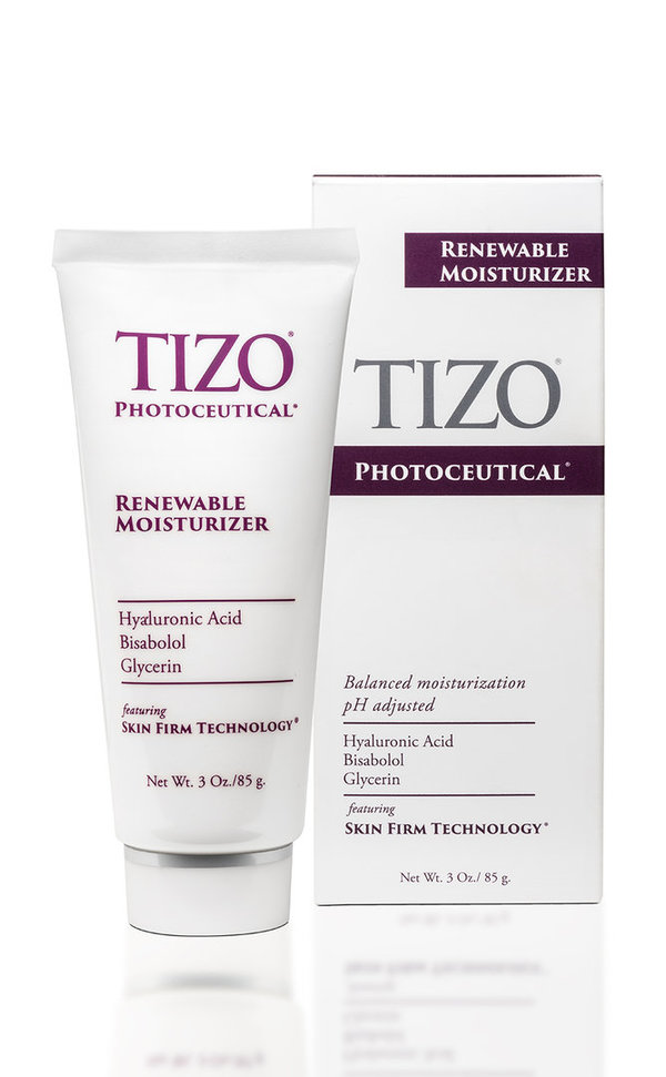 Tizo Renewable Moisturizer | Targeted Solutions